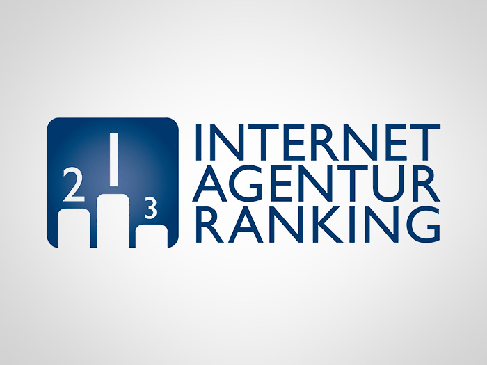 Logo des Internet Agentur Rankings